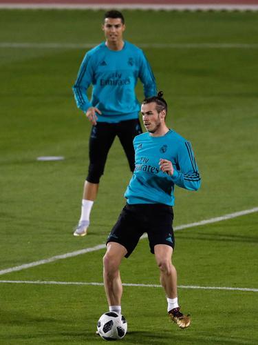 Piala Dunia Antarklub 2017-Real Madrid