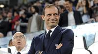 Massimiliano Allegri mengatakan kalau Juventus akan kembali konsisten pada November mendatang. (doc. Juventus)