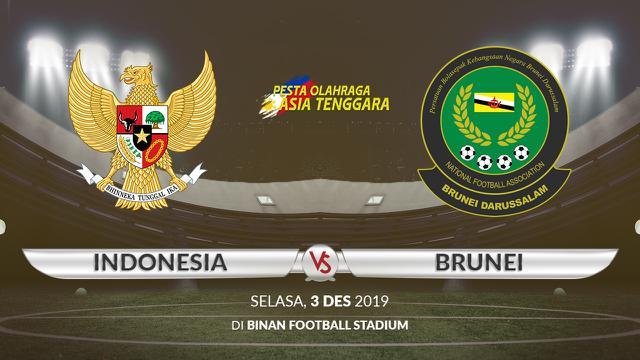 Indonesia vs Brunei