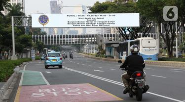 PSBB Transisi Akan Terapkan Rekayasa Lalu Lintas
