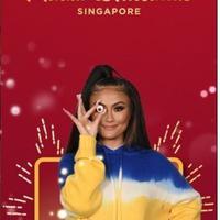 Agnez Mo Ungkap Tempat Wisata dan Kuliner Favoritnya di Singapura. (dok.Instagram @mtssingapore/https://www.instagram.com/p/CAfAJ_uHJh8/Henry)