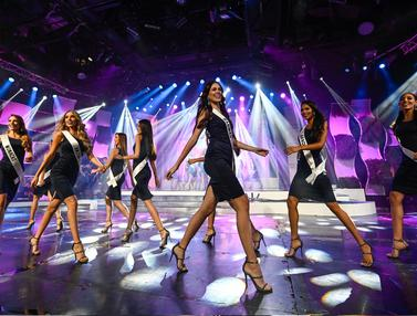 Cantiknya Kontestan Calon Miss Venezuela 2019