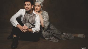 [Fimela] Keluarga Raffi Ahmad dan Nagita Slavina