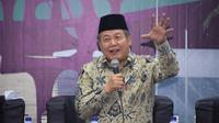 anggota Fraksi PDIP MPR RI, Hendrawan Supratikno. (Liputan6.com/Moch Harun Syah)