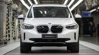 SUV Listrik Pertama BMW 'Lahir' di Cina (Carbuzz)