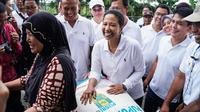 Kementerian BUMN melalui PT Pupuk Indonesia (Persero) menggelar Pasar Murah khusus untuk pupuk non subsidi di Klaten, Jawa Tengah. Dok Kementerian BUMN