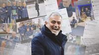 Tottenham Hotspur - Instagram Jose Mourinho (Bola.com/Adreanus Titus)