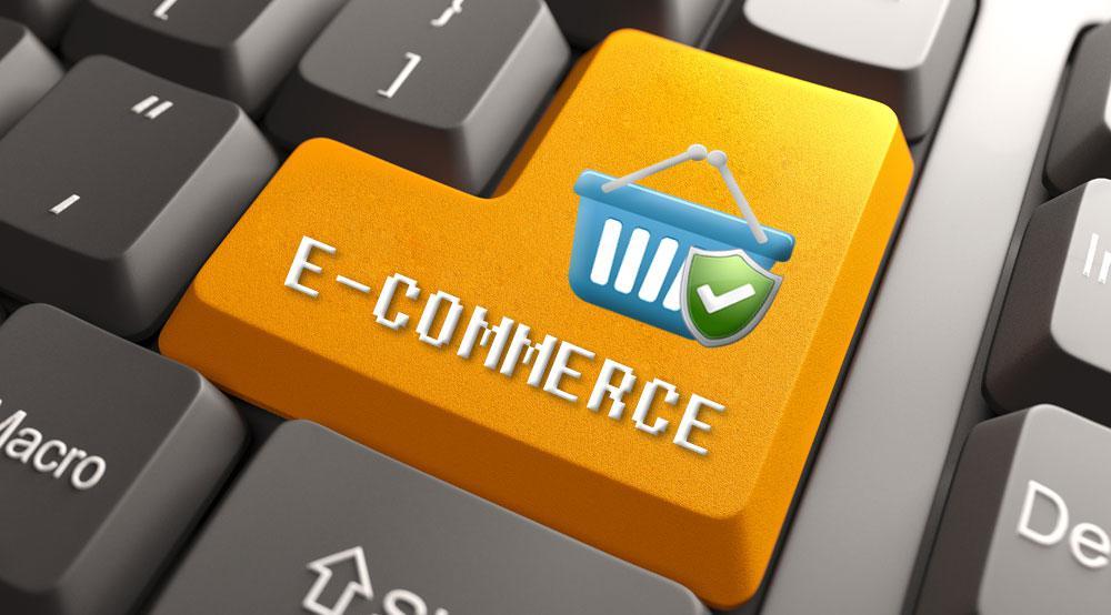 Ilustrasi E-commerce (Liputan6.com/Sangaji)
