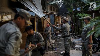 Bangunan Ilegal Menjamur, Pemkot Bekasi Tindak Tegas dengan Penyegelan