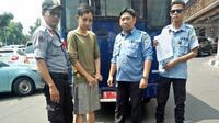 Suku Dinas Sosial Jakarta Selatan memperkirakan jumlah PMKS meningkat jelang Idul Fitri nanti. (Istimewa)