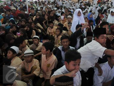 20160621-SCTV-Indosiar Buka Puasa Bersama 1.000 Anak Yatim-Jakarta