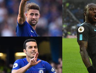 Pemain yang Harus Segera Dijual Chelsea