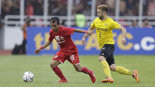 Piala AFC 2019: Persija Jakarta Vs Ceres-Negros