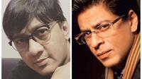 Andre Taulany mengunggah foto dirinya dengan Shah Rukh Khan (Dok.Instagram/@https://www.instagram.com/p/BsqZJsHgQfF/Komarudin)