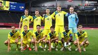 Timnas Australia U-23 belum pernah menang dalam dua pertadingan terakhir. Situasi ini wajib diwaspadai Timnas Indonesia U-23. (dok. Socceroos)