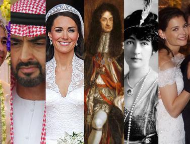 6 Kado Pernikahan Termahal di Dunia