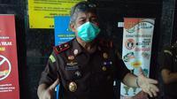 Kepala Kejati Sulsel, Firdaus Dewilmar membenarkan jika pihaknya tengah mengusut dugaan korupsi proyek jaringan pipa avtur milik PT. Pertamina senilai Rp155 miliar tersebut (Liputan6.com/ Eka Hakim)