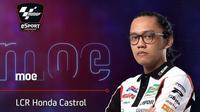 Putut Maulana peserta MotoGP eSport Championship 2020 dari Indonesia. (Instagram/Putut Maulana)
