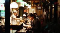 Ilustrasi restoran Jepang (dok.unsplash/@ Alva Pratt)