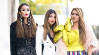 Dela Dewi, Sarah Azhari dan Cheverly Amalia (Instagram)