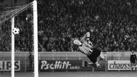Kiper legendaris Jerman dan Bayern Munchen Sepp Maier. (AFP)