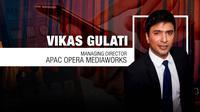 Opini Vikas Gulati (Liputan6/Abdillah)