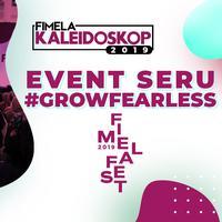 Event Seru FIMELA FEST 2019, Ajang Grow Fearless Bersama Sahabat Fimela/copyright Fimela