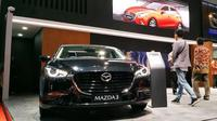 Mazda turut memeriahkan IIMS 2019. (Oto.com)