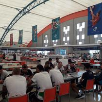 Wisma atlet Asian Games 2018 di Palembang (Lutfi Febrianto/Liputan6.com)