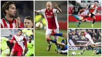 5 Pemain Muda Eredivisie yang Bakal Hijrah ke Premier League