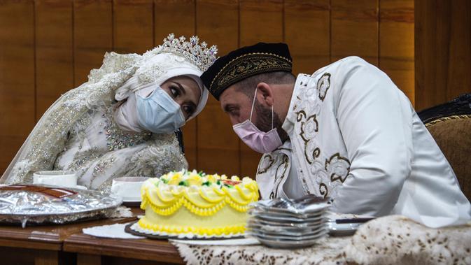Masa Transisi New Normal, Jumlah Pernikahan di Bekasi Melonjak