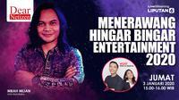 Live Streaming Menewarang Hingar Bingar Entertainment 2020 (Abdillah)