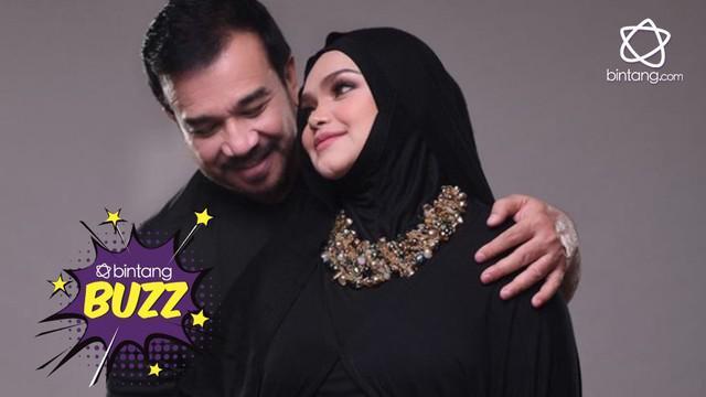 Selamat, Siti Nurhaliza dikaruniai bayi perempuan.