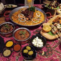 Menu Timur Tengah di Pullman Jakarta Central Park bisa menjadi pilihan menu berbuka puasa (Foto: Vinsensia Dianawanti)