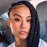 Agnez Mo dengan gaya rambut kepang (Instagram/agnezmo)