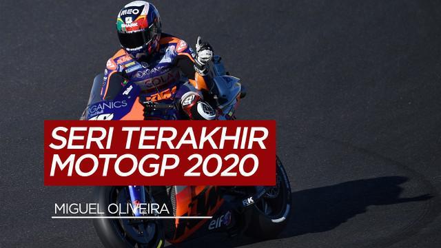 Berita video Miguel Oliveira rebut pole position di MotoGP Portugal, Sirkuit Portimao