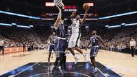 Spurs Menang Telak atas Thunder (Reuters)