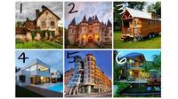 Pilih Satu Gambar Rumah yang Paling Disuka Dapat Ungkap Kepribadianmu (Sumber: Buzzquiz)