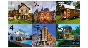 Pilih Satu Gambar Rumah yang Paling Disuka Dapat Ungkap Kepribadianmu