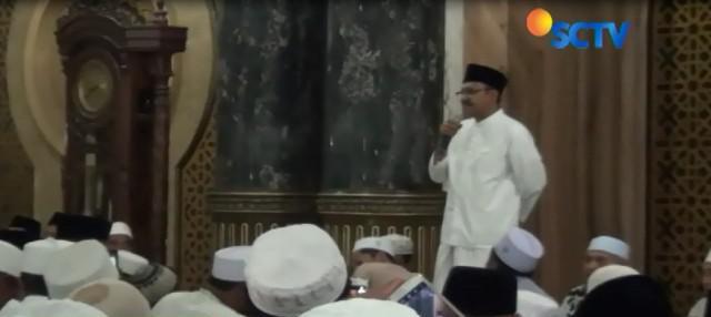 Dalam kesempatan ini juga dimanfaatkan mereka untuk bertemu dengan ulama Sekabupaten Bangkalan.