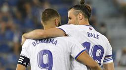 Tim raksasa Real Madrid tampil begitu dominan dengan menguasai jalannya pertandingan kendati bermain di markas lawan. (Foto: AP/Alvaro Barrientos)
