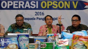 Bahan Makanan di Indonesia Masih Banyak yang Berformalin