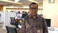 Kepala Pusat Perlindungan Varietas Tanaman dan Periijinan Pertanian (PPVT-PP) Kementerian Pertanian, Erizal Jamal.