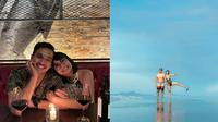Momen Liburan Vanessa Angel dan Suami di Bali. (Sumber: Instagram/vanessaangelofficial)