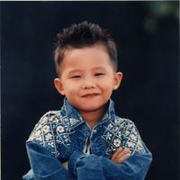 G-Dragon sudah mengeluarkan album saat umurnya masih 5 tahun. Ia mengeluarkan sebuah album bersasma Little Lula pada 1993. (Foto: koreaboo.com)