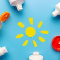 Ilustrasi sunscreen. (Foto: shutterstock.com)