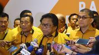 Ketua Umum Partai Hanura Oesman Sapta Oedang atau OSO. (Liputan6.com/Putu Merta SP)