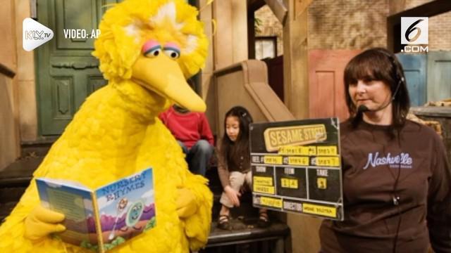 Pemeran Big Bird dalam serial anak-anak Sesame Street memutuskan untuk pensiun karena usia yang sudah beranjak 84 tahun.