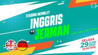 Prediksi  Inggris vs Jerman (Trie Yas/Liputan6.com)