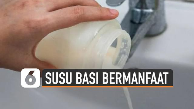 Susu basi akan berubah rasa jadi asam. Jangan buru-buru membuangnya, bisa digunakan untuk banyak hal.